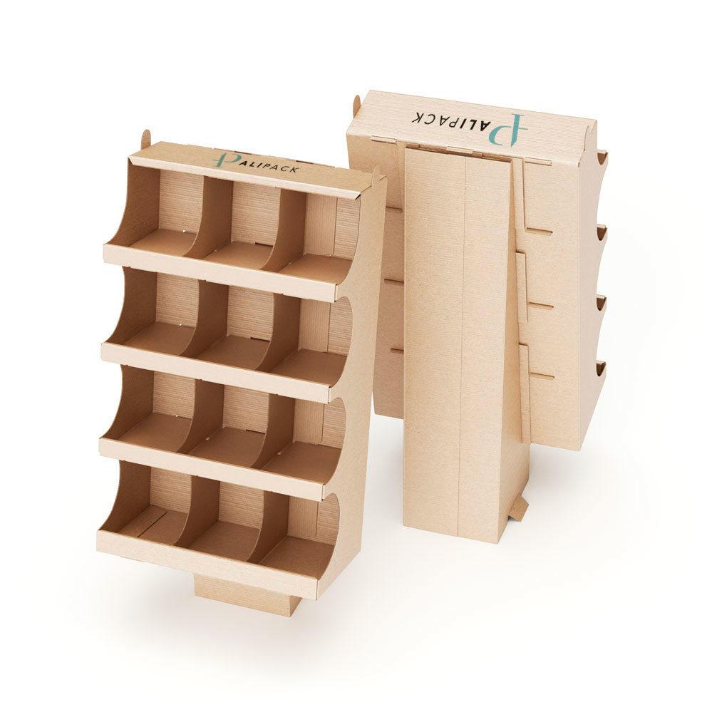 packaging expositores y displays